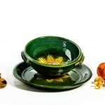 Gulyásos tányér készlet